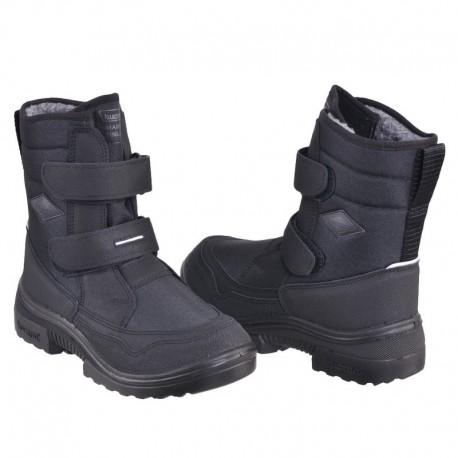Ботинки зимние Kuoma Crosser Black - Куома кроссер черные