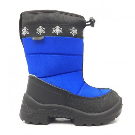 Сапоги зимние Kuoma Lumieskimo Royal blue - Куома Королевский синий