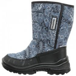 Ботинки зимние Rocky Black 1708/03